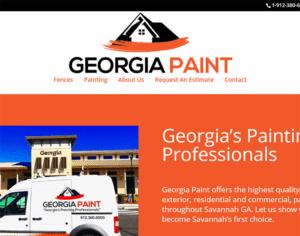 Revolution Web Design Georgia Paint